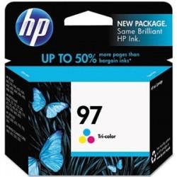 HP - HP 97 C9363WN RENKLİ ORJİNAL KARTUŞ