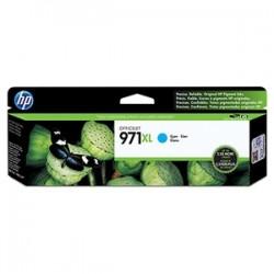 HP - HP 971XL CN626A MAVİ ORJİNAL KARTUŞ Yüksek Kap. X476dn/ X451 / X551