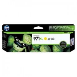 HP - HP 971XL CN628A SARI ORJİNAL KARTUŞ Yüksek Kap. X476dn/ X451 / X551