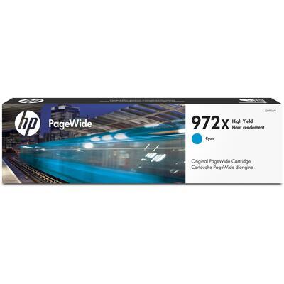 HP - HP 972X L0R98AN Mavi Orjinal Kartuş Yüksek Kapasite - Pro 452dn