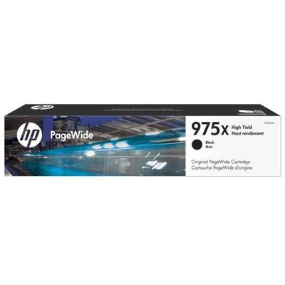 HP - HP 975X L0S09AA Siyah Orjinal PageWide Kartuşu - Pro 452dw, 552dw, 477dw, 557dw, 577z