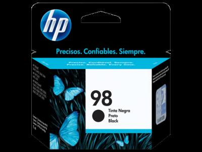 HP - HP 98 C9364WB SİYAH ORJİNAL KARTUŞ