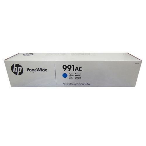 HP 991AC X4D10AC MAVİ ORJİNAL PAGEWİDE KARTUŞ