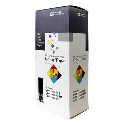 HP - HP C3105A Siyah Orjinal Toner Laserjet 5 / Laserjet 5M