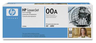 HP - HP C3900A (00A) SİYAH ORJİNAL LAZER TONER - HP 4v / 4mv TONERİ (B)
