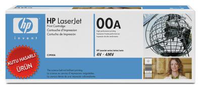 HP - HP C3900A (00A) SİYAH ORJİNAL LAZER TONER - HP 4v / 4mv TONERİ (C)