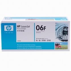 HP - HP C3906F (06F) SİYAH ORJİNAL TONER