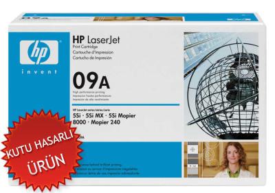 HP - HP C3909A (09A) SİYAH RENKLİ LAZER TONER (C)