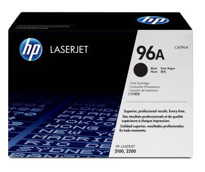 HP - HP C4096A (96A) SİYAH ORJİNAL TONER - LASERJET 2100-2200 YAZICI TONERİ