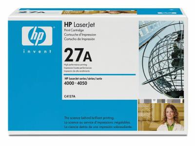 HP - HP C4127A (27A) SİYAH ORJİNAL TONER (B)