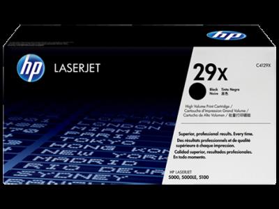 HP - HP C4129X (29X) ORJİNAL TONER Laserjet 5000, 5100