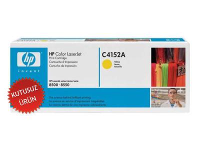 HP - HP C4152A Sarı Orjinal Toner (U)