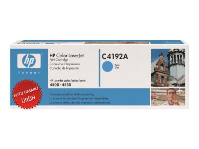 HP - HP C4192A MAVİ ORJİNAL TONER (C)