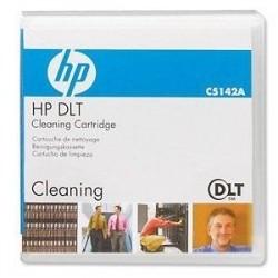 HP - HP C5142A DLT3 ve DLT4 SÜRÜCÜ TEMİZLEME KARTUŞU