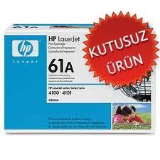 HP - HP C8061A (61A) ORJİNAL TONER - HP 4100/4101 (U)