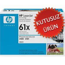 HP - HP C8061X (61X) ORJİNAL TONER (U)