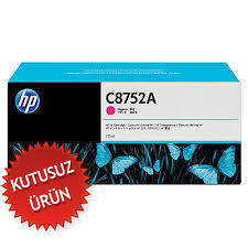 HP - HP C8752A Kırmızı Orjinal Kartuş -CM8050 / CM8060 (U)