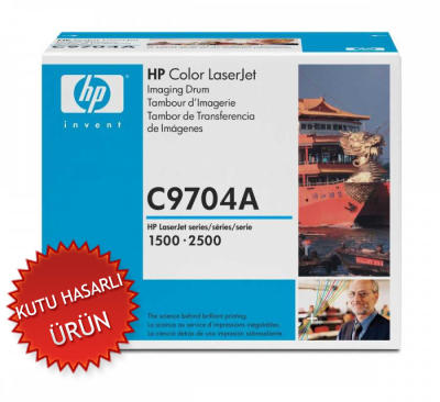 HP - HP C9704A DRUM ÜNİTESİ-TONER LASERJET 1500-1500L-2500 DRUM KİT (C)