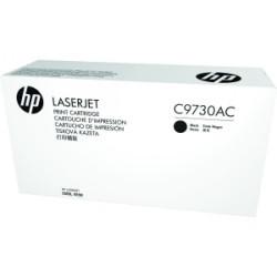 HP - HP C9730AC ORJİNAL SİYAH TONER Laserjet 5500 / 5550