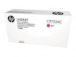 HP - HP C9733AC KIRMIZI ORJİNAL TONER- Laserjet 5500 / 5550