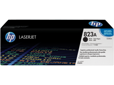 HP - HP CB380A (823A) CP6015 / CM6030 / CM6040 SİYAH ORJİNAL TONER