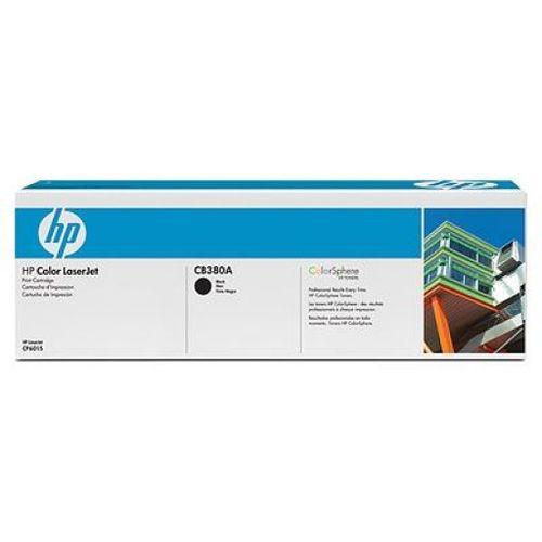 HP CB380A (823A) Siyah Orjinal Toner Laserjet CP6015, CM6030, CM6040 (B)