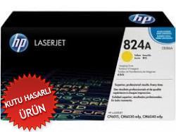 HP - HP CB386A (824A) Sarı Drum Ünitesi CP6015-CM6030-CM6040 (C)