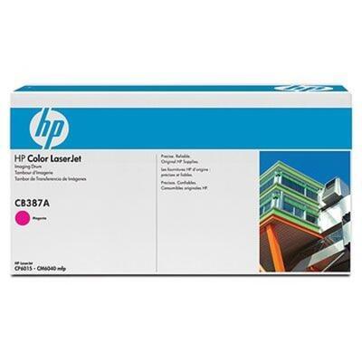 HP - HP CB387A (824A) Kırmızı Drum Ünitesi - CP6015 / CM6030 (B)