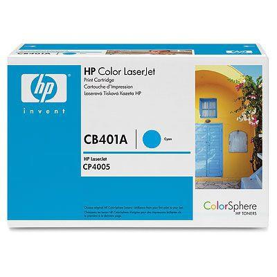 HP - HP CB401A MAVİ ORJİNAL TONER CP4005 (B)