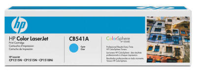 HP - HP CB541A Mavi Orjinal Toner - CP1215-CP1515 (B)