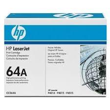 HP - HP CC364A (64A) SİYAH ORJİNAL TONER - P4014 / P4015 / P4515 (B)