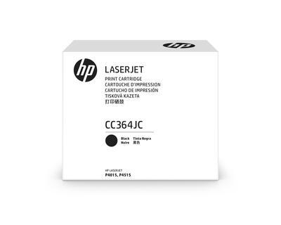 HP - HP CC364JC (64X) Siyah Orjinal Toner - LaserJet P4015 / P4015DN