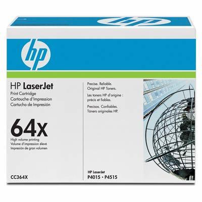 HP - HP CC364X (64X) ORJİNAL TONER P4014, P4015 (B)
