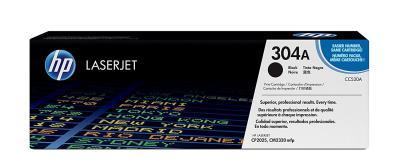 HP - HP CC530A (304A) SİYAH ORJİNAL TONER - CP1025