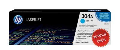 HP - HP CC531A MAVİ ORJİNAL TONER (U)