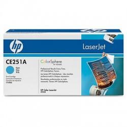 HP - HP CE251A (504A) MAVİ ORJİNAL TONER-CP3520 / CM3530 TONERİ (B)