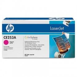 HP - HP CE253A (504A) KIRMIZI ORJİNAL TONER-CP352 / CM3530 TONERİ