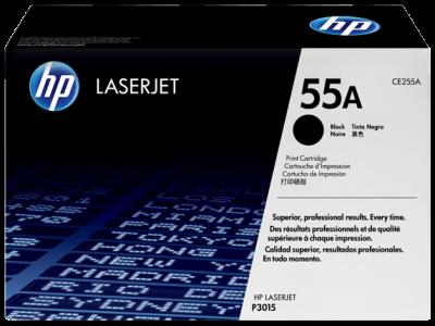 HP - HP CE255A (55A) ORJİNAL TONER-HP P3015 TONERİ