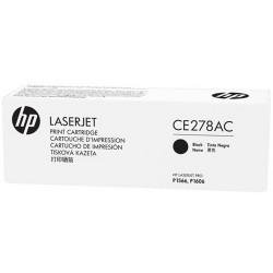 HP - HP CE278AC (78A) SİYAH ORJİNAL TONER