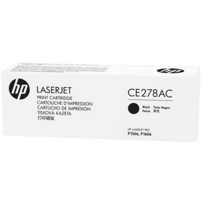 HP CE278AC (78A) SİYAH ORJİNAL TONER