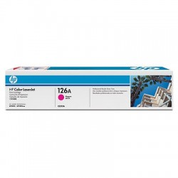 HP - HP CE313A (126A) KIRMIZI ORJİNAL TONER-HP CP1025 KIRMIZI TONER (B)