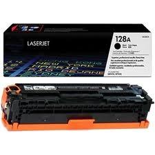 HP - HP CE320A SİYAH ORJİNAL TONER-CP1525/CM1415