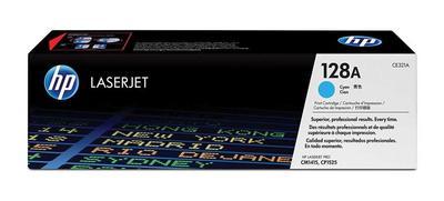 HP - HP CE321A MAVİ ORJİNAL TONER-CP1525/CM1415
