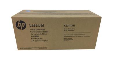 HP - HP CE341AH Mavi Orjinal Toner HP LaserJet 700 Pro M775