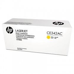 HP - HP CE342AC Sarı Orjinal Toner- HP LaserJet 700 Pro M775
