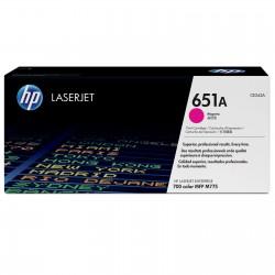 HP - HP CE343A KIRMIZI ORJİNAL TONER- HP LaserJet 700 Pro M775