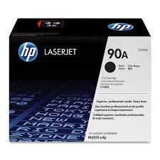 HP - HP CE390A (90A) Siyah Orjinal Toner - M4555 / M601 / M602 / M603