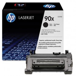 HP - HP CE390X (90X) SİYAH ORJİNAL TONER - M4555 / M601 / M602