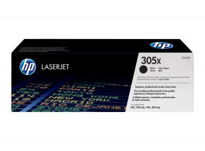 HP - HP CE410X (305X) SİYAH ORJİNAL TONER Yüksek Kap. M351/M451