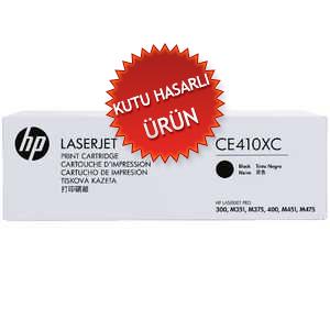 HP - HP CE410XC (305X) SİYAH ORJİNAL TONER (C)